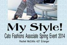 Cato Fashions Associate Spring 2014 Event / Rachel McCrillis Store 427 Erlanger, KY