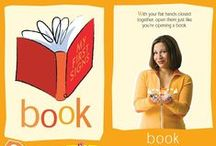 Reading Time! / Using Sign Language with your child promotes Early Literacy! Find lots of tips for reading readiness and how to turn your child into a bookworm!