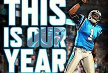 PANTHERS FOOTBALL! / I'm a true blue Carolina Panthers fan...and I always will be!