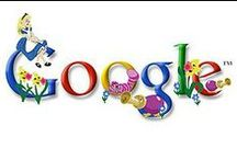 Google Doodles / just because Google Doodles are the coolest things