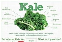 Eat more Kale / Be inspired by this amazing super food! #eatmorekale