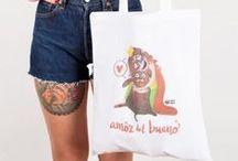 Bolsas / Tote bags Pedrita Parker