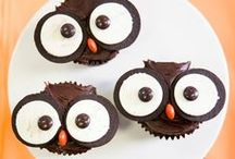 No Tricks! All Treats! / #Kids food and #snack ideas for #Halloween