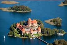 Place & Things to See - Northern Europe / by Megan Voth