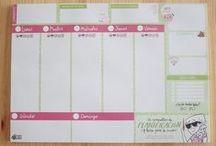 Planners/Planificadores: Planea antes de volar / Papelería bonita para planificar tus días #papelería #planificadores #planners