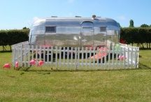 Best of: Airstream + Trailers / a collection of images of vintage Airstream trailers - love! / by The Girl Who Knows