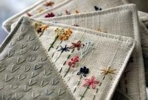 Needlework / by Anita @ Bloomin Workshop