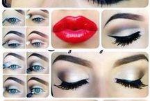 Makeup / by Nathalie Bermond