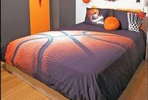 Boy Room Ideas / by Stacy Ambrose