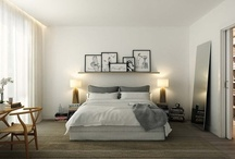 maison: chambre / by Jessica's Dinner Party