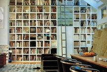 Bookcases / by Cherrypix