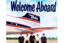 NOW BOARDING: THE WORLD OF AIR TRAVEL, YESTERDAY AND TODAY / If you enjoy this board, visit my Carr-Woolman Flight Appreciation Center blog or my Carr-Woolman Flight Appreciation galleries at flickr or videos at YouTube. They are all dedicated to the history of North Central Airlines, Delta Air Lines, and (I think Alaska Airlines is cool too.) the airline industry in general. / by Tim Miller