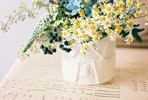 Flower & Green