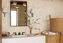 WC / A collection of everything bathroom related that I love for one reason or another ^_^