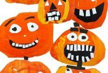 Halloween / by Ellen Hamilton