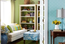 Living Room / by Corinne Miller