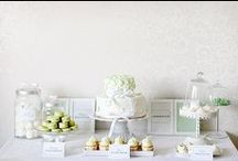 fete: dessert table / by Jessica's Dinner Party