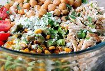 Salads / by Stacy Ambrose