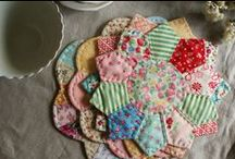 Patchwork - Small Objects / by Anita @ Bloomin Workshop