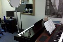 Piano! / Piano, pianists, lessons, technique, history, fun. / by Studio Shanks Productions
