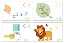 Ⓐⓛⓥⓐⓡⓞ English / English for babies / by Raquel Del Pozo