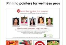 Health coaches who blog / Institute of Integrative Nutrition health coaches who blog and are on Pinterest