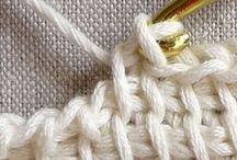Crochet: Tutorials / by Melissa Prell