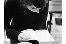 coffee, tea, & books / by Lynn Rhee
