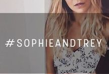 #SOPHIEANDTREY / Check out our blog for outfit inspiration!