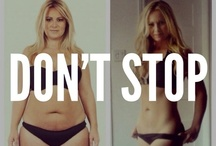 Let's Get Skinny ♀ / Motivation. Determination. Commitment. Let's do this ladies!