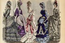 Exquisite History of Fashion / Laura Frantz, Author: www.laurafrantz.net