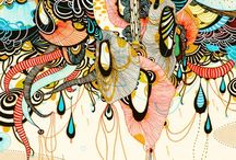 Art Inspiration / Painting, ceramics, graphic art, photography, all things beautiful. / by Tina Edwards Hoagland