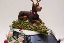 I love Christmas! / by Tina Barbour-Evans