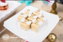 Breakfast At Tiffany's Parties / by Jasmine @ IDEA! event + style