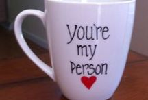 Mug Mania ♥ / Love fun & crazy mugs for my morning coffee ♥ / by Nancy ❥