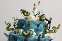 Crazy Confections: Cakes / by Zahara Allura