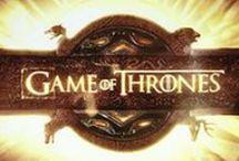TV: Game of Thrones / HBO (2011) / by Zahara Allura