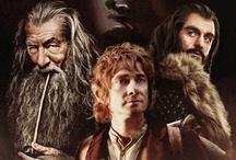 Hobbit & Lord of the Rings / by Zahara Allura