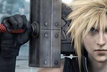 Kingdom Hearts & Final Fantasy / by Zahara Allura