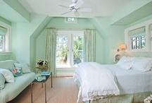 beautiful bedrooms / by Karen Kane-druckenmiller