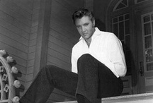 Just Elvis / Photos of all things Elvis / by Patricia Dietz