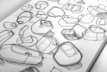 Process / Ideation & Sketches