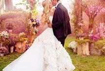 Wedded Bliss ❦ / Once in a while in the middle of an ordinary life, love gives us a fairytale.