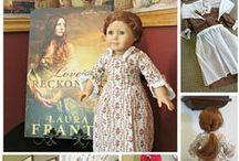 American Girl Dolls / Felicity and more!