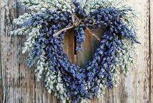 Blue, indigo, aquamarine, azure, cobalt, sapphire... / ...and shades of purple, too!