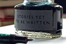 Novel Writing, etc. / Creativity and Passion
