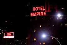 I'm coming to the Empire Hotel to share the magic of a New York Christmas with my son! / by Sydney Donnell