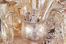 Sterling Silver / The beauty and elegance of old timey things...