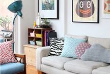 one small condo / by Courtney Johnston