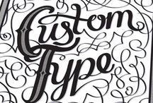 Typography / Resources and ideas / by Tina Edwards Hoagland